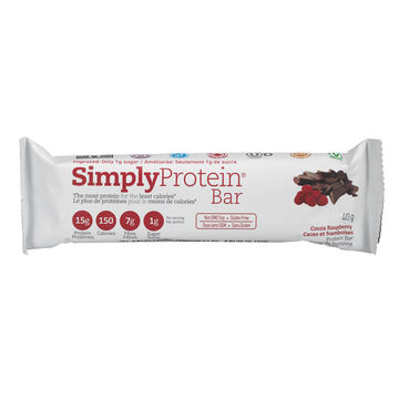 SimplyProtein Nut & Fruit Bar - Cocoa Raspberry - 40g
