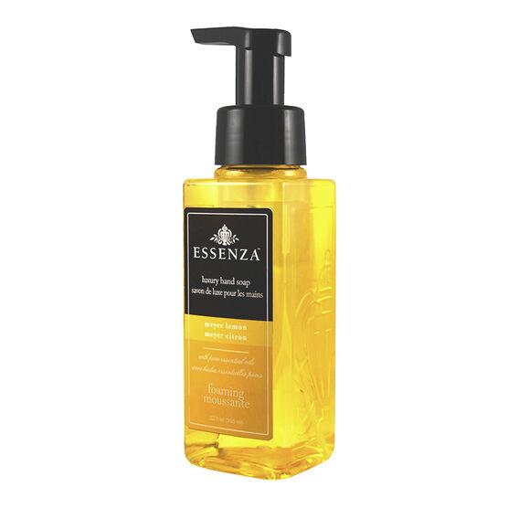 Essenza Luxury Foaming Hand Soap - Meyer Lemon - 355ml