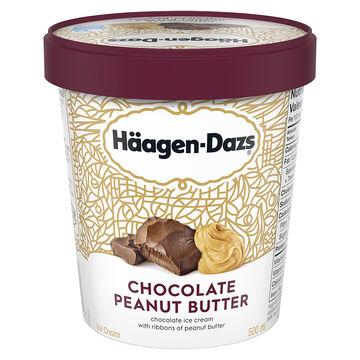 Haagen Dazs Peanut ButterIce Cream - 500ml