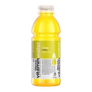 Glaceau Vitamin Water Energy - Tropical Citrus - 591ml