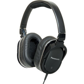 Panasonic Biocell Over Ear Monitor Headphones - Black - RPHX650K