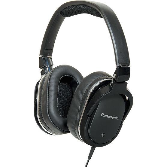 Panasonic Biocell Over Ear Monitor Headphones - Black - RPHX650K