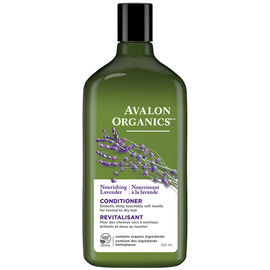 Avalon Organics Nourishing Conditioner - Lavender - 325ml