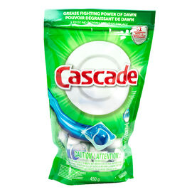 Cascade ActionPacs - Fresh Scent - 25 pacs
