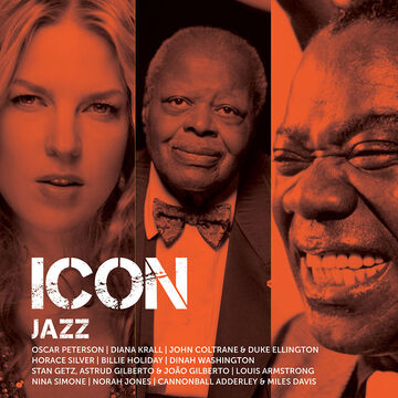 Various Artists - Jazz - ICON - CD