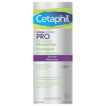 Cetaphil Dermacontrol Oil Control Moisturizer - 120ml