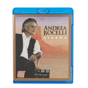 Andrea Bocelli: Cinema - Blu-ray