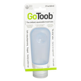 GoToob Travel Bottle - Blue - 60ml