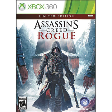 Xbox 360 Assassins Creed Rogue: Limited Edition