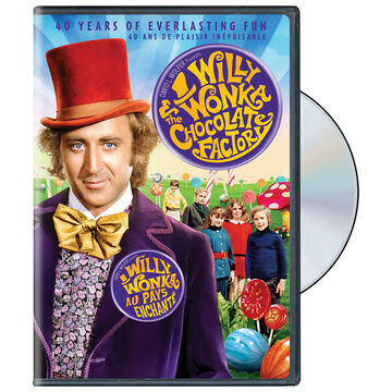 Willy Wonka and the Chocolate Factory 40th Anniversary Edition - DVD