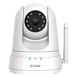 D-Link HD Pan and Tilt / Day and Night Network Security Camera - Wireless - DCS-5030L