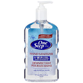 One Step Original Hand Sanitizer With Pump - 473ml