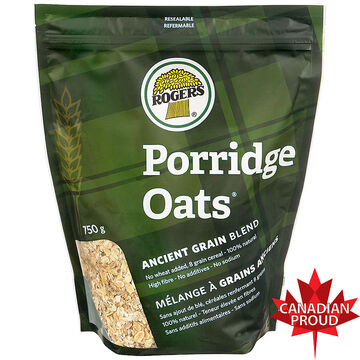 Rogers Ancient Grains Porridge Oats - 750g