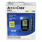Roche Accu-Check Aviva Blood Glucose Monitoring System - Black