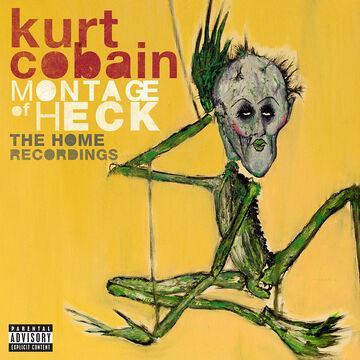 Kurt Cobain - Montage of Heck: The Home Recordings - 2 LP Vinyl