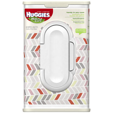 Huggies Wipes Natural Care - Assorted - 40's