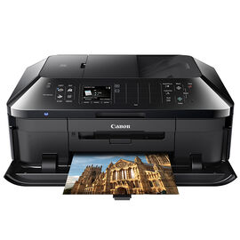 Canon Pixma MX922 Office All-In-One Inkjet Printer - Black - 6992B003