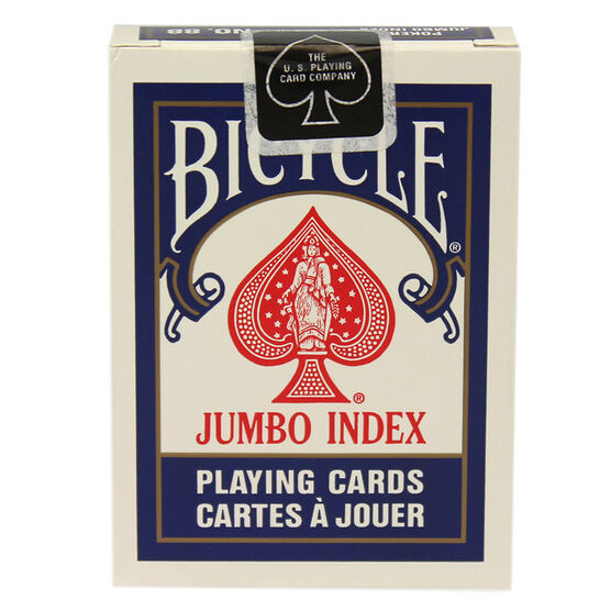 Bicycle® Playing Cards Jumbo Index - 88R