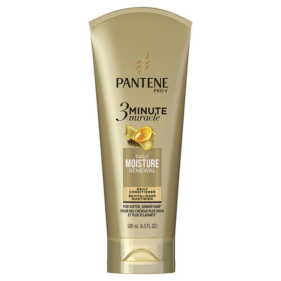 Pantene Pro-V 3 Minute Deep Conditioner - Moisture Renewal - 180ml