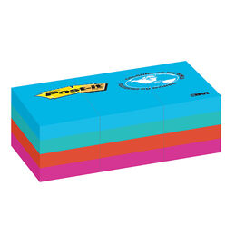 3M Post-It Notes - 12 pads