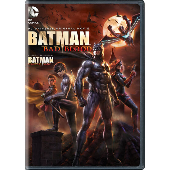 Batman: Bad Blood - DVD