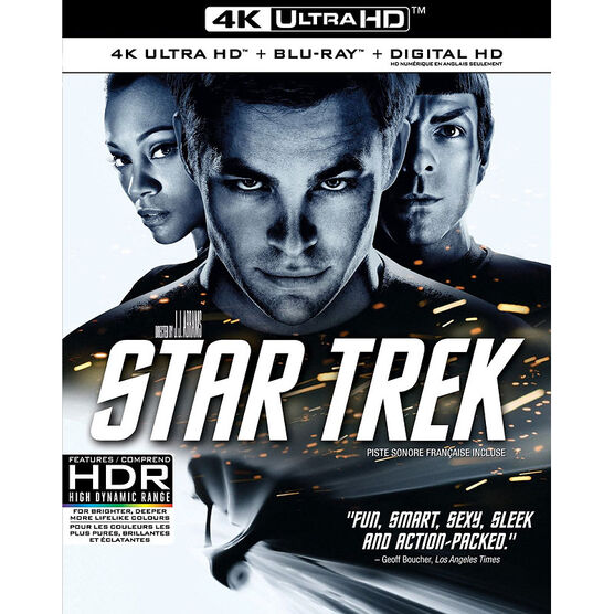 Star Trek (2009) - 4K UHD Blu-ray