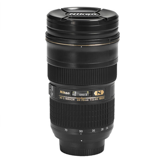 Nikon Nikkor Tumbler 24-70mm - Black - 94005