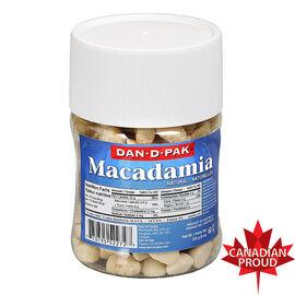 Dan-D-Pak Macadamia Nuts - Raw - 220g