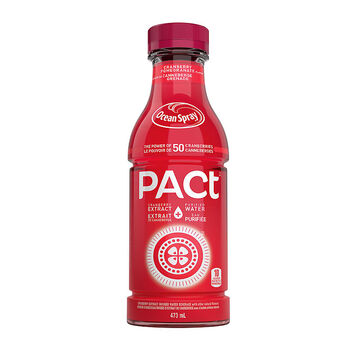 Ocean Spray Pact Cranberry Pomegranate - 473ml