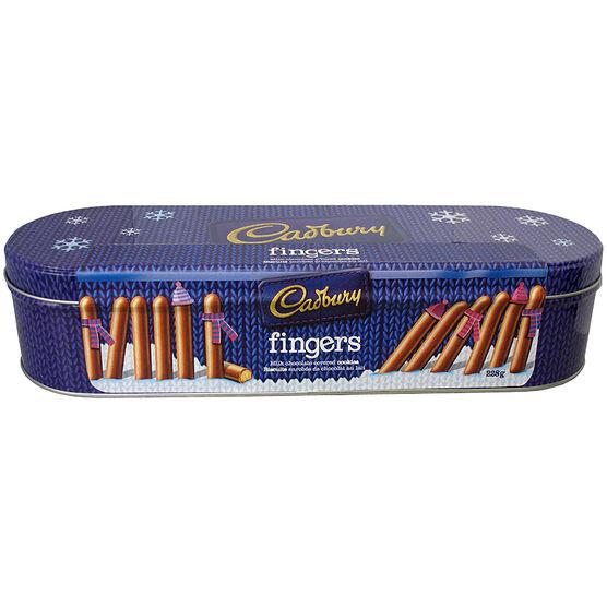 Cadbury Fingers Gift Tin - 228g