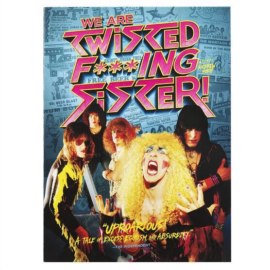 We Are Twisted F***ing Sister - DVD