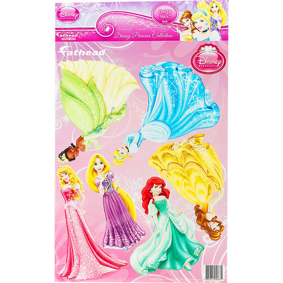 Disney Princess Fathead Team Set