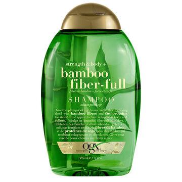 OGX Bamboo Fiber- Full Shampoo - 385ml