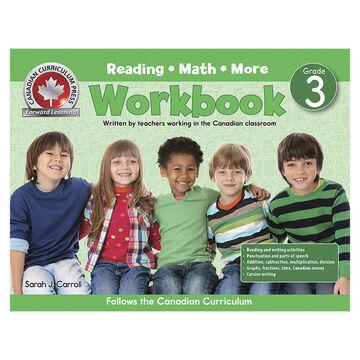 The Canadian Curriculum Press Grade 3
