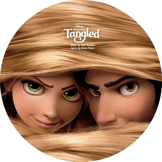 Soundtrack - Songs From Tangled (Picture Disc) - Vinyl