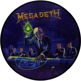 Megadeth - Rust In Peace - Picture Disc Vinyl