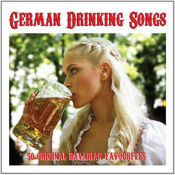 Various Artists - German Drinking Songs - 2 CD