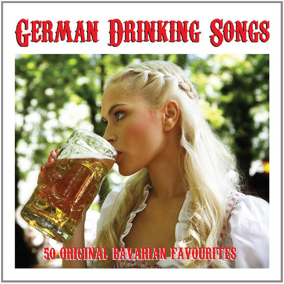 Various Artists - German Drinking Songs - 2 CD