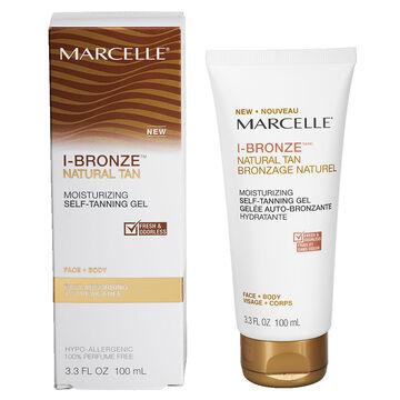 Marcelle I-Bronze Moisturizing Self-Tanning Gel - 100ml