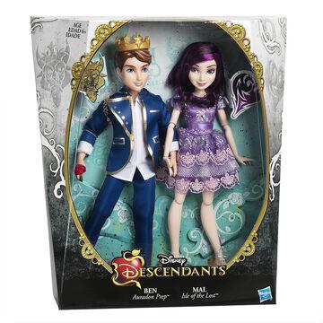 Disney Descendants - Assorted - 2 Pack