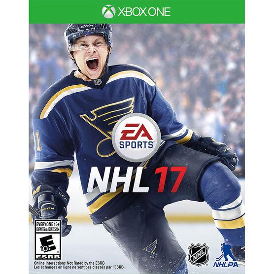 Xbox One NHL 17