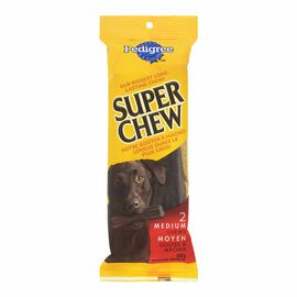 Pedigree Super Chew for Small/Medium Dogs - 260g