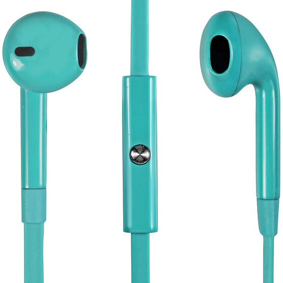 Logiix Blue Piston tuneFREQS - Turquoise - LGX11869