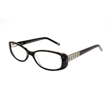 Foster Grant Willow Reading Glasses - Black/Chrome - 1.75