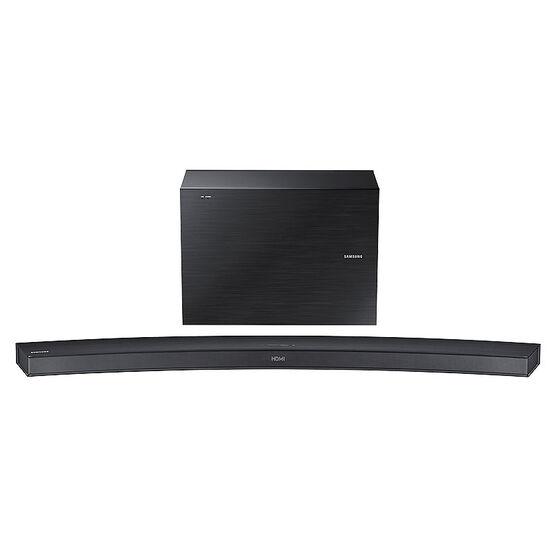 Samsung 2.1 Ch Curved Soundbar - HWJ6500R/ZC