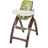 Bentwood Highchair - Baby Time
