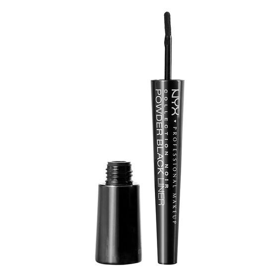 NYX Professional Makeup Collection Noir Powder Eyeliner - Powdery Black