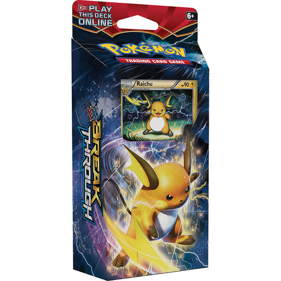 Pokémon XY8 Breakthrough Theme Deck - Assorted