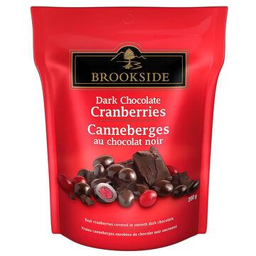 Brookside Dark Chocolate - Cranberries - 200g