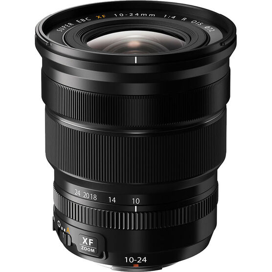 Fujifilm Fujinon Lens XF10-24mm F4 R OIS - Black - 16412188